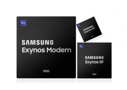 Samsung начала массовое производство модемов 5G, а Apple собрала команду из более 1000 инженеров для разработки собственного 5G-модема - ITC.ua