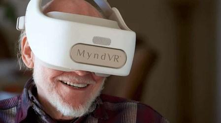 Компания MyndVR адаптирует виртуальную реальность для пожилых людей