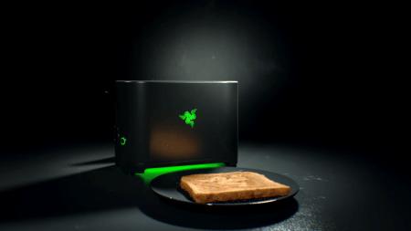 Razer все-таки выпустит тостер
