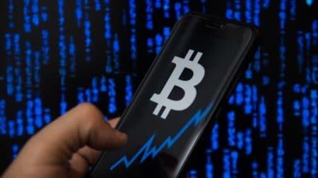 Курс Bitcoin продолжает стабильно расти, взята планка в $7500 - ITC.ua