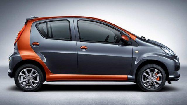 В Китае стартовали продажи компактного электромобиля BYD e1 с мощностью 45 кВт, батареей 32 кВтч, запасом хода 300 км и ценником от $8,6 тыс. - ITC.ua