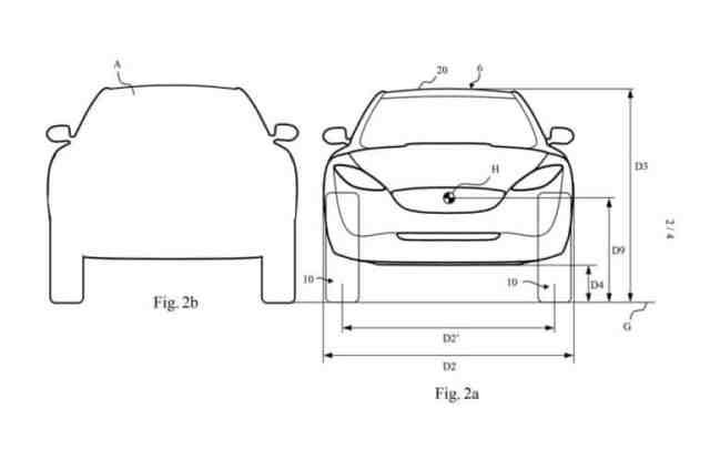 Dyson показал патентные изображения своего первого электромобиля. Это аэродинамичный семиместный кроссовер со сверхдлинной базой и огромными узкими колесами - ITC.ua
