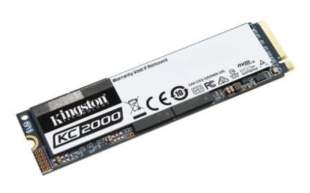 Kingston Digital представила SSD-накопитель нового поколения KC 2000 (NVMe PCIe) - ITC.ua