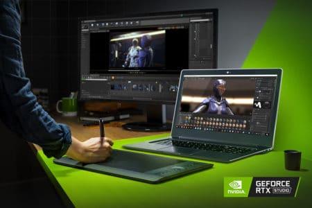 NVIDIA анонсировала ноутбуки RTX Studio, предназначенные для создателей контента - ITC.ua