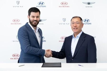 Hyundai и Kia инвестировали $90 млн в хорватского производителя электромобилей Rimac, компании совместно разработают два электромобиля к 2020 году