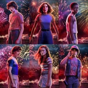 Новый трейлер и постеры героев третьего сезона сериала Stranger Things / «Очень странные дела»