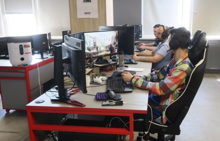 Ubisoft в Украине: игровые студии Ubisoft Kiev и Ubisoft Odesa