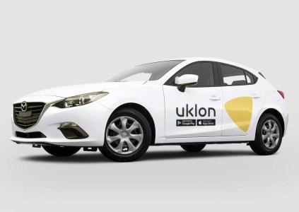 Сервис Uklon отключил водителей «евроблях» в Киеве
