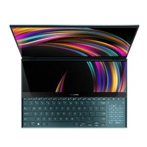 Computex 2019: ASUS ZenBook Pro Duo — экстравагантный ноутбук с двумя сенсорными экранами разрешением 4K