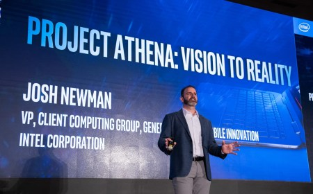 Intel откроет три лаборатории в рамках проекта Project Athena, чтобы тестировать компоненты ноутбуков следующего поколения
