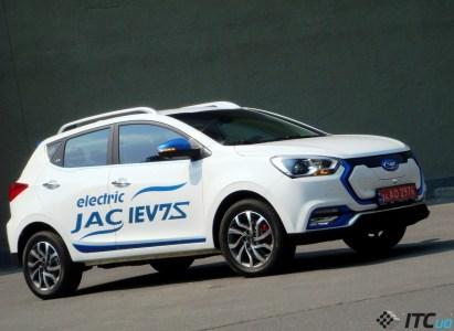 Тест-драйв JAC iEV7S: самый выгодный новый электрокар в Украине?