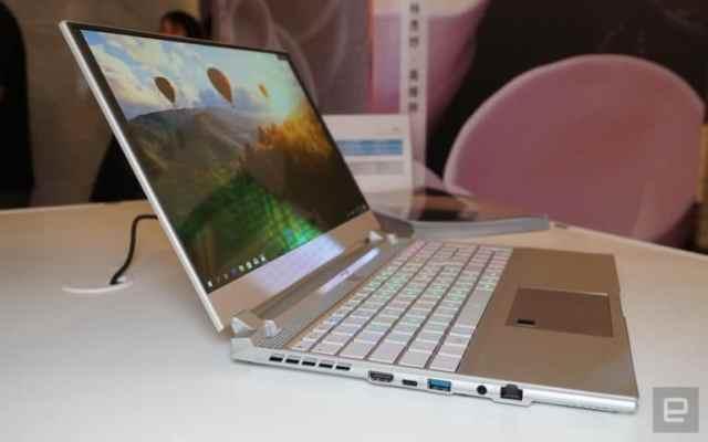Новый ультимативный ноутбук Gigabyte Aero 15 с безрамочным дисплеем AMOLED 4K адресован профессиональным фотографам, а для геймеров — вариант с ЖК экраном с поддержкой Full HD и 240 Гц - ITC.ua