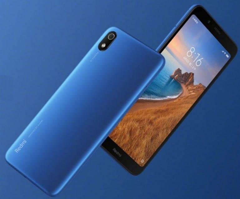 Новый бюджетный смартфон Redmi 7A получил SoC Snapdragon 439 и аккумулятор на 4000 мА•ч