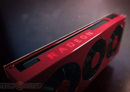 Видеокарта AMD Radeon RX 3080 XT Navi составит конкуренцию NVIDIA GeForce RTX 2070, но будет стоить на треть дешевле – $330