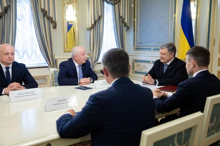 Президент Украины Петр Порошенко подписал указ о запуске 5G в 2020 году