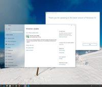 Microsoft начала широкое распространение следующего крупного обновления Windows 10 May 2019 Update - ITC.ua