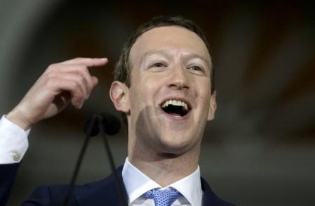 «Мятежные» акционеры Facebook не сумели сместить Марка Цукерберга с поста главы правления компании
