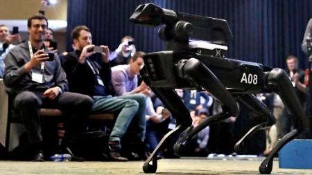 Глава Boston Dynamics Марк Райберт: «Одной из основных сфер применения SpotMini являются развлечения»