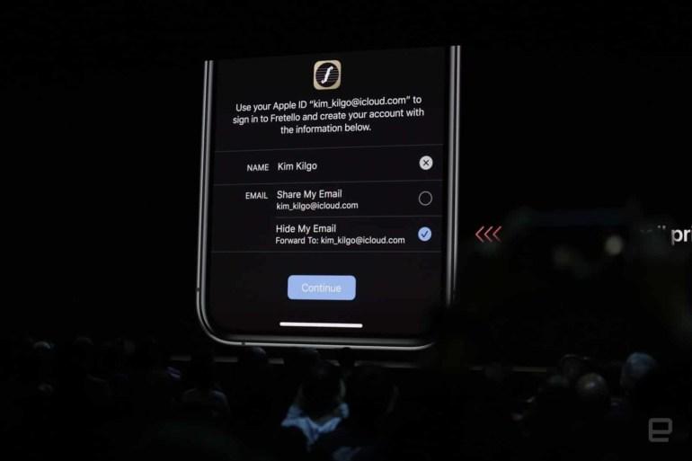 Пользователи продукции Apple получат возможность авторизовываться в сторонних сервисах через Apple ID
