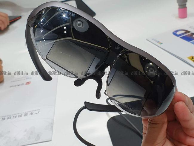 Гарнитура дополненной реальности Vivo AR Glasses сможет выводить информацию о встречаемых людях