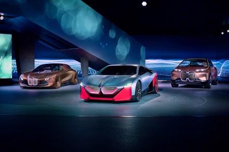 BMW опережает график электрификации на два года, 25 новых электромобилей и гибридов выйдут на рынок уже в 2023 году