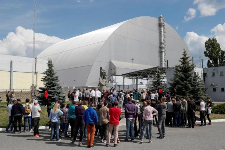 """Сериал """"Чернобыль"""" от HBO вызвал туристический бум - количество посетителей Зоны отчуждения выросло на 30-40%, а в КГГА уже собираются запустить комплексный тур по местам съемок"""