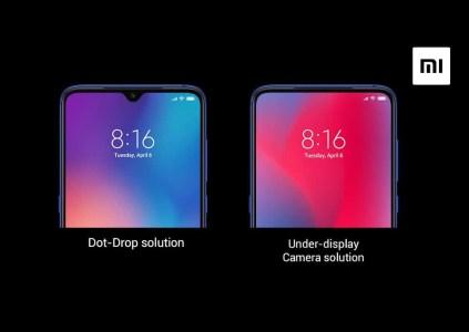 Xiaomi пояснила, как работает её камера под дисплеем смартфона