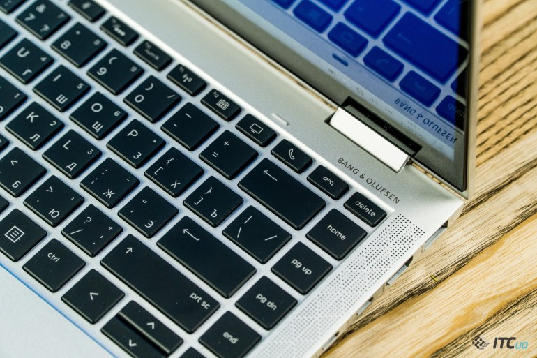 EliteBook x360 1040 G5 клавиатура