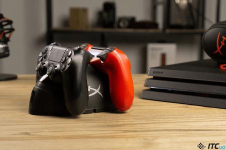 HyperX ChargePlay Duo — обзор док-станции для DualShock