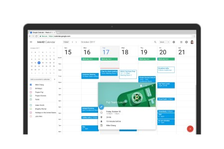 В работе Google Календаря произошел сбой [Обновлено: сервис восстановил работу]
