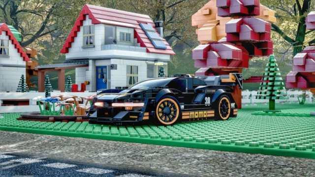 Forza Horizon 4: LEGO Speed Champions – все любят LEGO! - ITC.ua