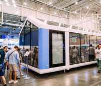 В Украине запустили производство энергонезависимых умных домов PassivDom, созданных с помощью 3D-печати - ITC.ua