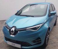 """В сети появилось первое """"живое"""" изображение обновленного электромобиля Renault Zoe (2020), анонс ожидается до конца текущего лета - ITC.ua"""