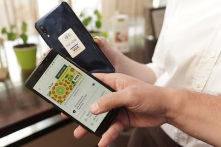 Visa и Ощадбанк начали тестировать в Украине технологию Tap to Phone для приема бесконтактных платежей на смартфонах
