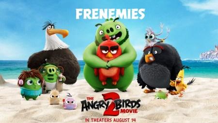 «Заклятые друзья»: Финальный трейлер мультфильма The Angry Birds Movie 2 / «Angry Birds в кино 2»