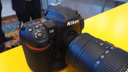 Nikon выпустит беззеркальный аналог своей флагманской зеркальной камеры D5, который станет конкурентом модели Sony A9