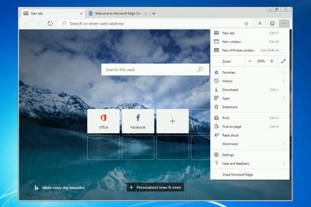 Новый браузер Microsoft Edge на базе Chromium теперь доступен для пользователей Windows 7 и Windows 8