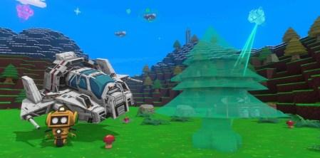 Google выпустила бесплатную видеоигру Game Builder, которая позволяет создавать 3D-игры в стиле Minecraft, не имея ни малейшего представления о геймдейве