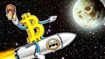 Курс Bitcoin подпрыгнул почти до $13 тыс.