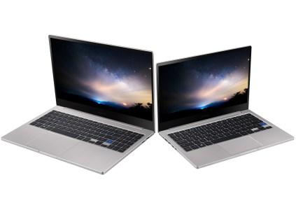 Samsung анонсировала несколько ноутбуков серии Notebook 7, внешне напоминающих MacBook Pro