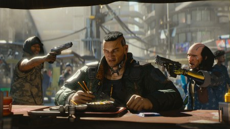 Опубликован новый трейлер Cyberpunk 2077 с Киану Ривзом, игра выходит 16 апреля 2020 года