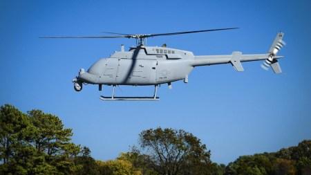 Армия США намерена закупить 38 беспилотников MQ-8C