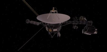 Зонд «Вояджер-2» вновь начал испытывать недостаток энергии