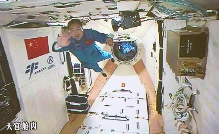 Космическую лабораторию «Тяньгун-2» выведут с орбиты 19 июля
