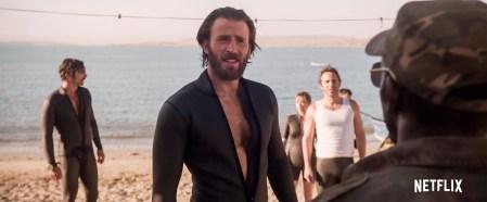 Шпионский фильм «Курорт для ныряльщиков на Красном море» обзавелся трейлером