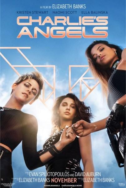 """Первый трейлер комедийного боевика Charlie's Angels / """"Ангелы Чарли"""" с Кристен Стюарт, Наоми Скотт и Эллой Балински [видео]"""