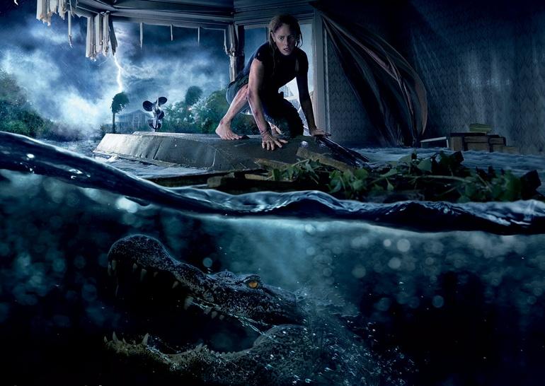 рецензия на фильм ужасов Crawl хищники Itcua