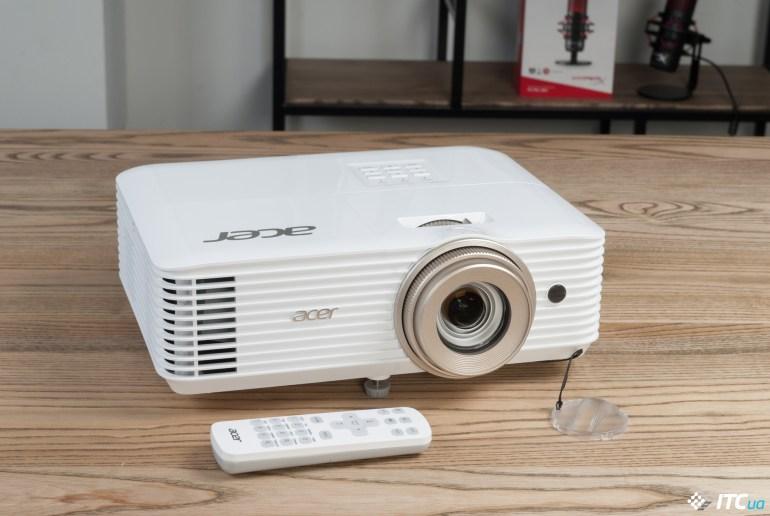 Обзор проектора Acer HV532