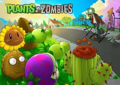 Electronic Arts анонсировала free-to-play игру Plants vs. Zombies 3