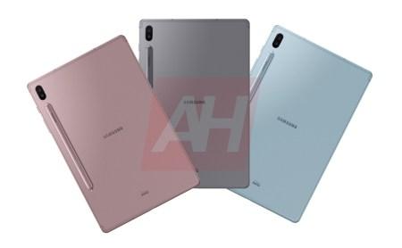 Флагманский планшет Samsung Galaxy Tab S6 полностью рассекречен: официальные изображения и характеристики